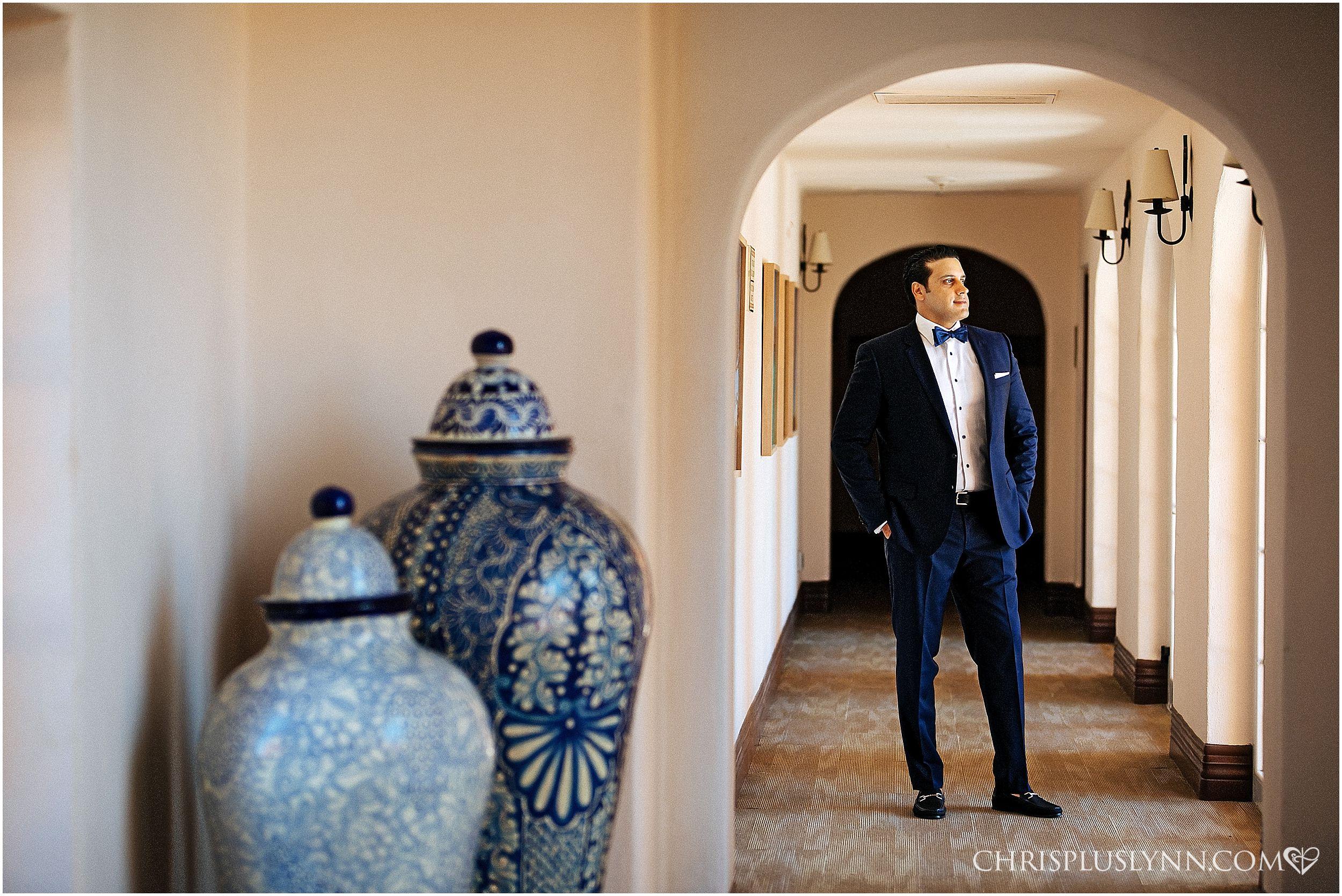 Cabo del Sol Wedding | Groom Portrait