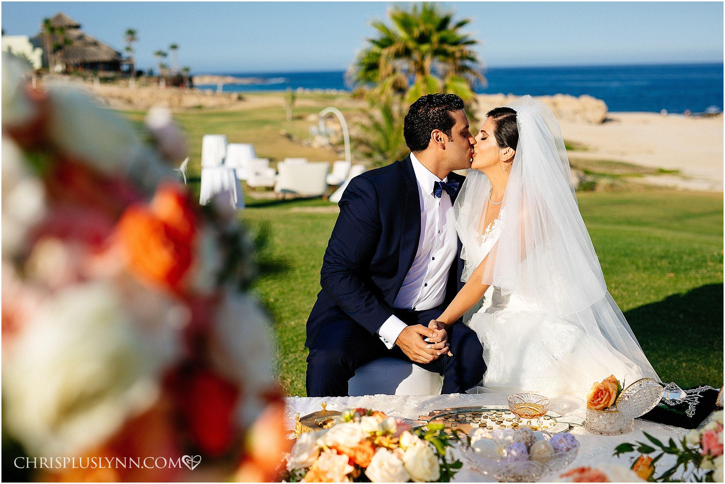 Cabo del Sol Wedding | Persian Wedding ceremony