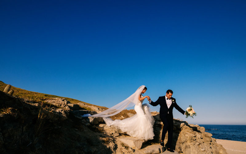 Lush Persian Wedding at Cabo del Sol