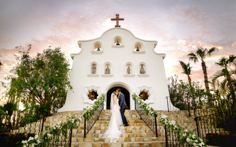 C+J   One and Only Palmilla Wedding